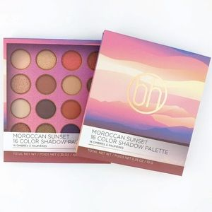 BH Cosmetics Moroccan Sunset palette Authentic New